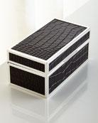 Black Chapman Box
