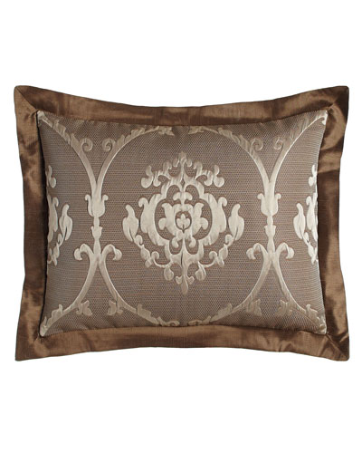 King Le Plaza Damask Sham