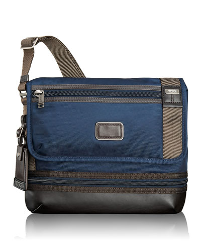 Alpha Bravo Navy Beale Crossbody