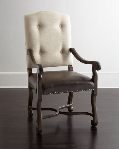 Reverie Armchairs, Pair