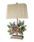 Bouquet & Leaf Lamp