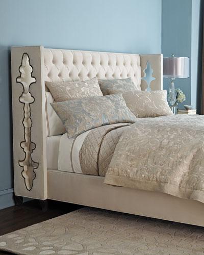 Ballustrade Queen Bed