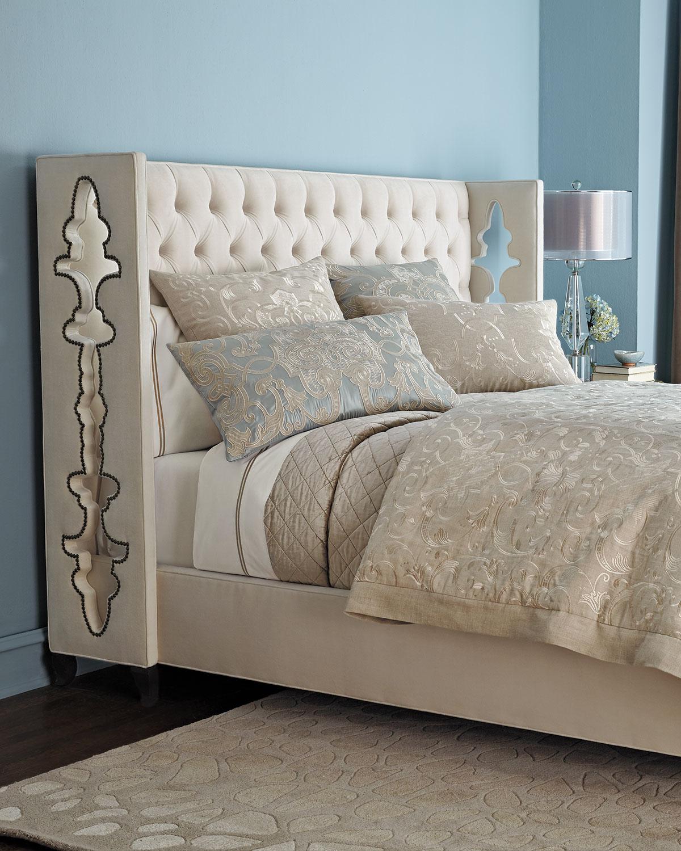 Ballustrade King Bed