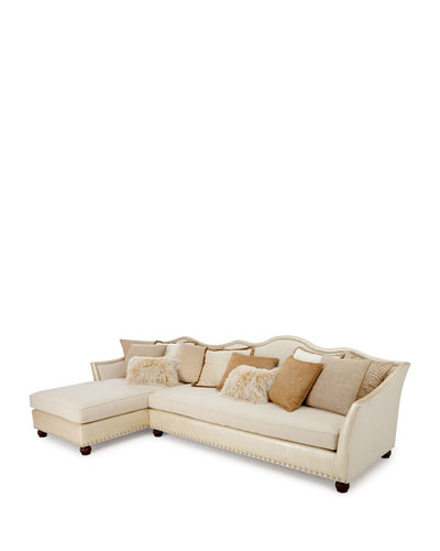 Regina Left-Chaise Sectional