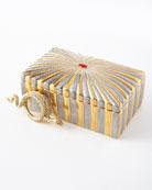 Voyage d'Or Rectangular Box