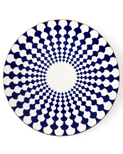 Grande Zelda Charger Plates, Set of 4
