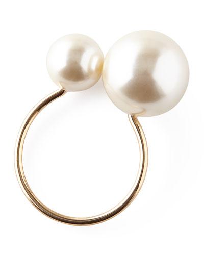 Pearl Napkin Ring