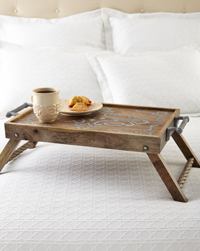 Bed Tray and Stand