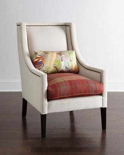 Cabot Cove High-Back Chair