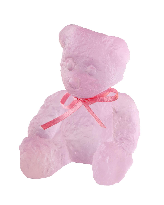 Daum Clothing MINI PINK DOUDOURS TEDDY BEAR