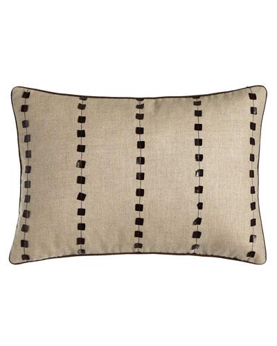 Oblong Natural Pillow, 14