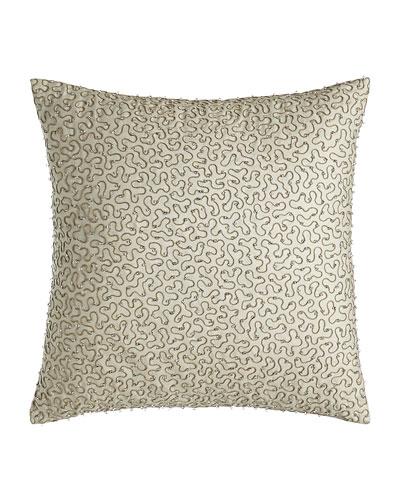 Beaded Mirabell Pillow, 18