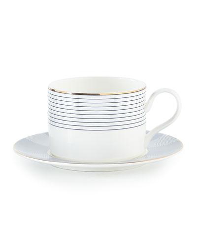 Grande Duke Cup & Saucer, Set of 4