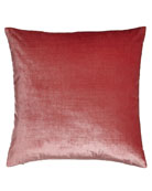 Eastern Accents Venice Cherry Blossom Knife-Edge Pillow
