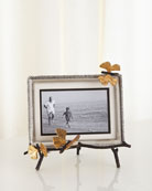 Butterfly Ginkgo Easel Picture Frame