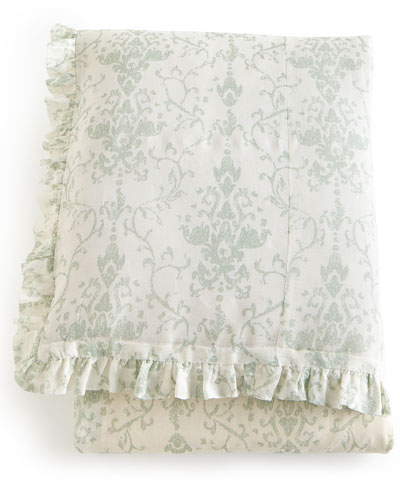 Queen Riva Floral Duvet Cover
