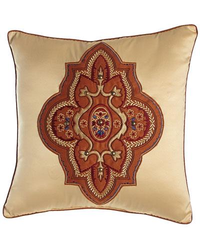 Grantham Applique Pillow, 16