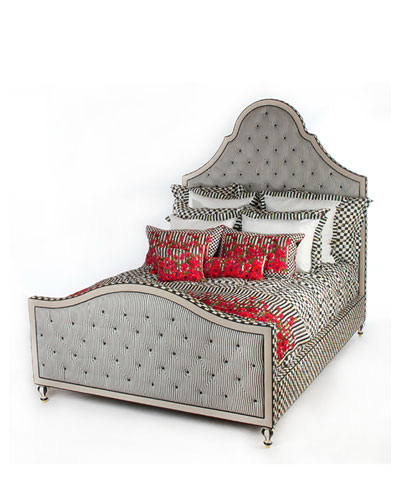 Courtly Check Queen Duvet Cover