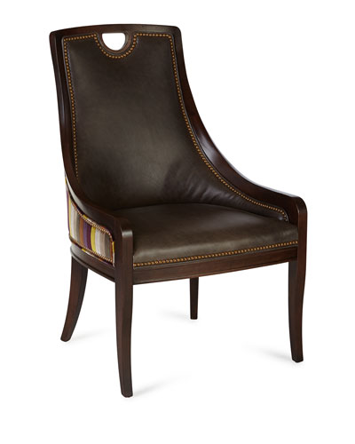 Majesty Leather Dining Chair