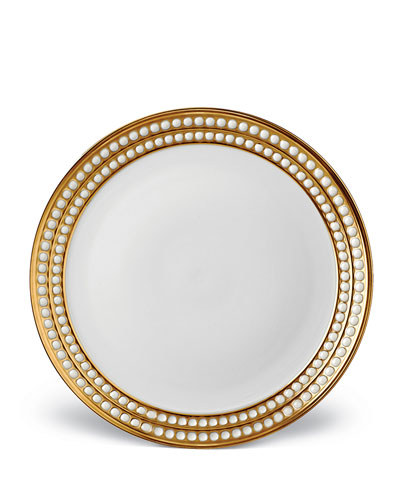 Perlee Gold Dinner Plate