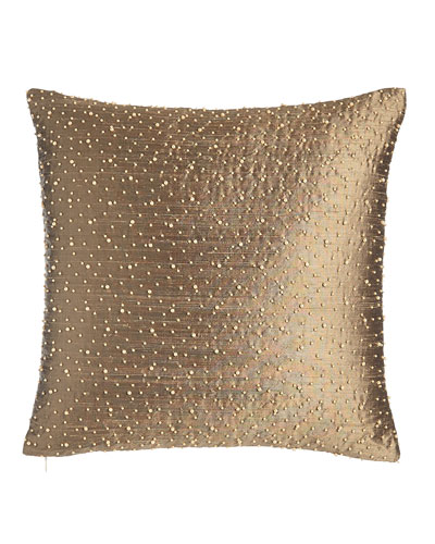 Vienna Beaded Pillow, 17