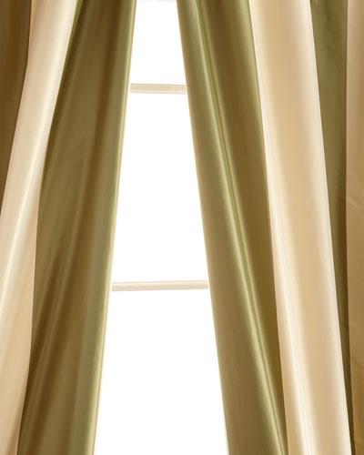 Home Silks 50W x 96L Joli Curtain