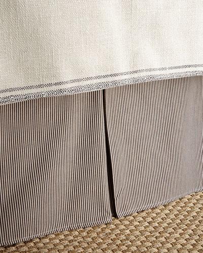 King Kent Wood Stripe Dust Skirt