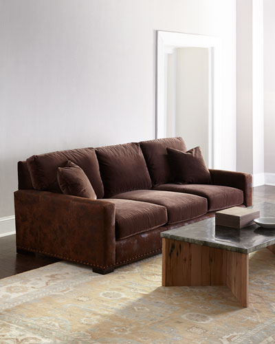 Arlo Leather Sofa