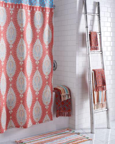 Kaiya Shower Curtain