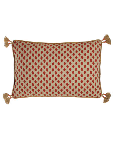 Sahara Geranium Pillow, 13