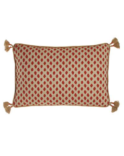 Sahara Geranium Pillow, 13