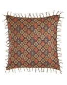 "Anatolia Print Pillow, 20""Sq."