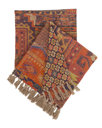 Anatolia Print Throw
