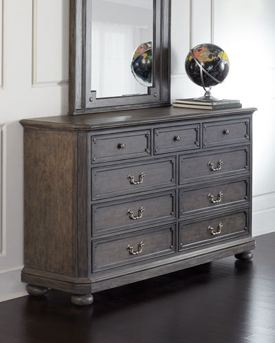 Matilda Nine-Drawer Dresser