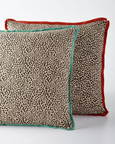 Animal-Print Pillow, 20