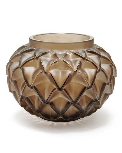 Languedoc Bronze Vase