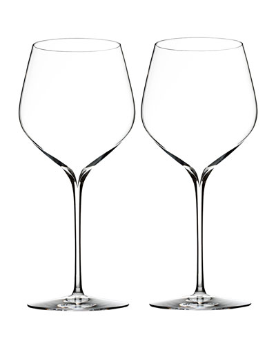 Elegance Cabernet Glasses, Set of 2