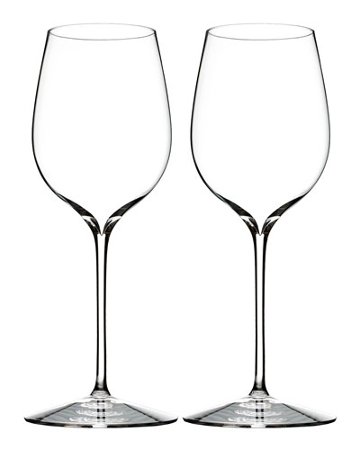 Waterford Crystal Elegance Pinot Noir Glasses, Set Of 2