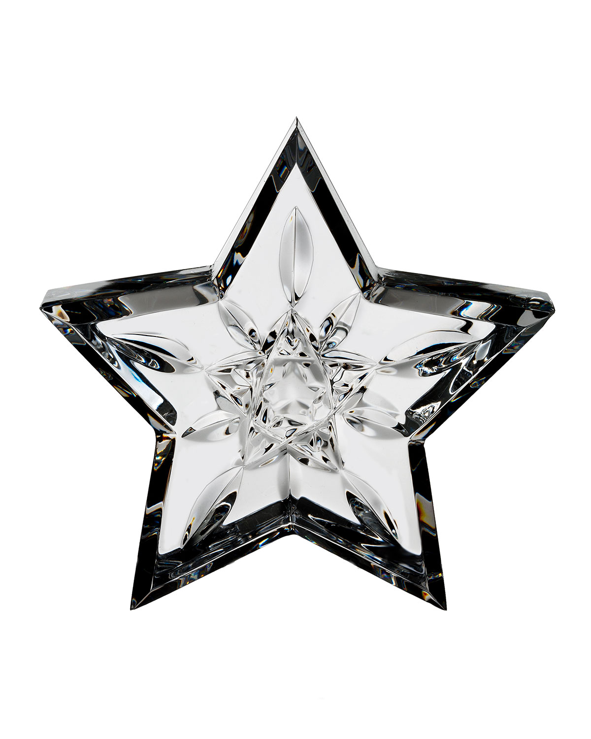 Lismore Star Paperweight