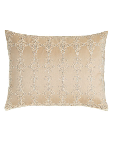 King Elizabeth Lace Sham