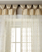 "54""W x 96""L Elizabeth Lace Curtain"