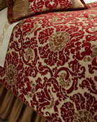 Austin Horn Collection Arabesque Queen Comforter