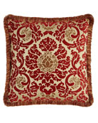 Austin Horn Collection Arabesque European Sham