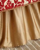 King Arabesque Dust Skirt