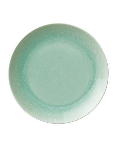 Seaglass Crackle Dessert Plate