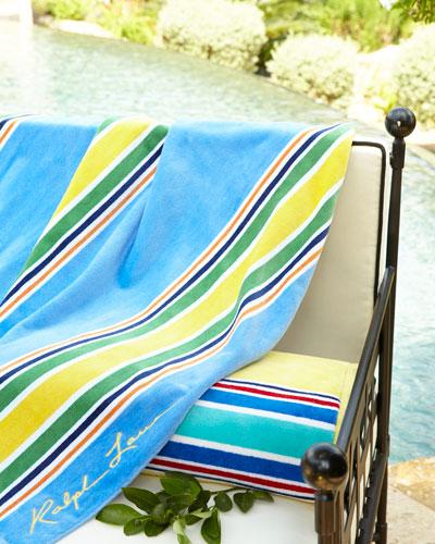 Sag Harbor Beach Towel, 40