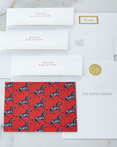 Howie Cards with Plain Envelopes