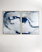 """Percussion"" I & II Giclees, 2-Piece Set"