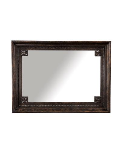 Delano Landscape Mirror