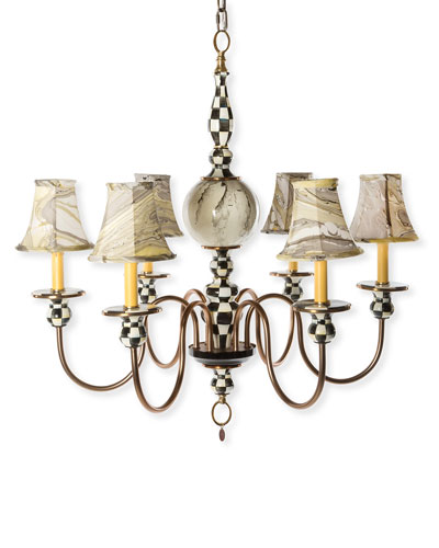 Courtly Palazzo 6-Light Chandelier